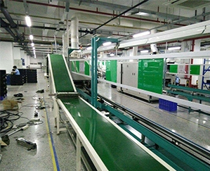 流水线设备使企业生产效率提升的方法介绍