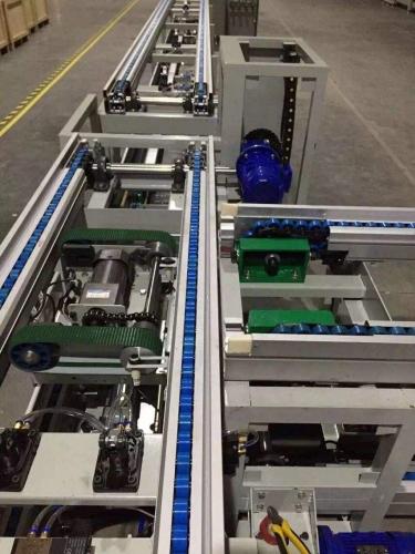 倍速线自动组装线电器控制标准化