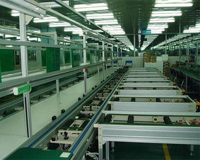 倍速链流水线组装线产品优势
