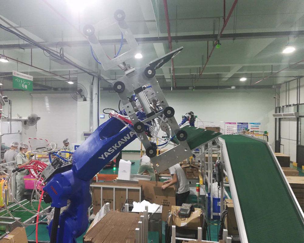 专业无锡自动包装生产线厂家