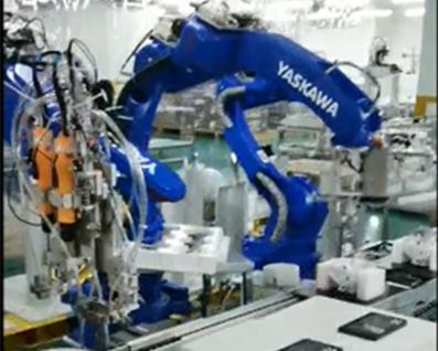 自动化组装生产线